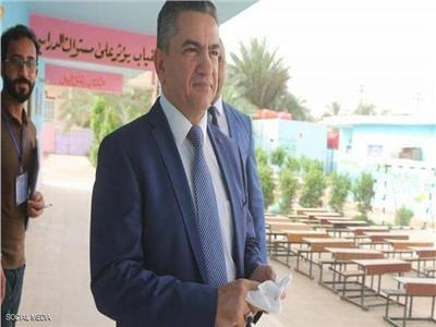 رئيس الوزراء العراقي المكلف عدنان الزرفي