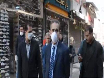 الدكتور طارق راشد رحمي، محافظ الغربية