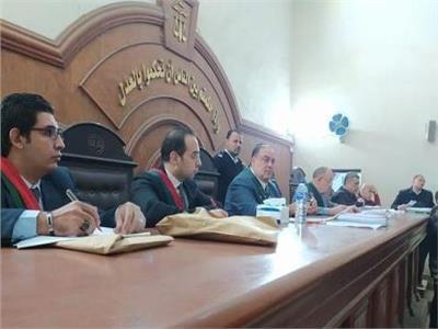 اعضاء هيئة المحكمة