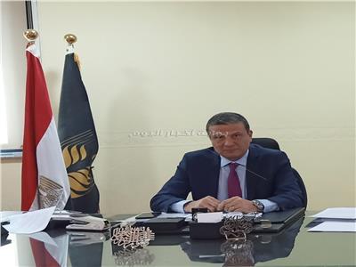 علاء فاروق رئيس مجلس إدارة البنك الزراعي