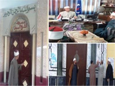 أوقاف المنيا تعلن عن إجراءات بخصوص صلاة الجمعة