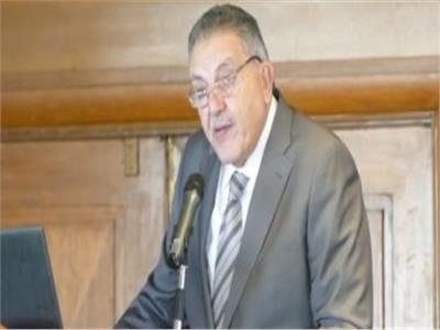 أحمد الوكيل رئيس الغرفة التجارية بالإسكندرية
