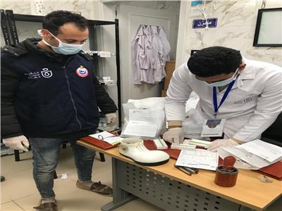 خطة وقائية لمنع انتشار كورونا في مستشفيات بورسعيد