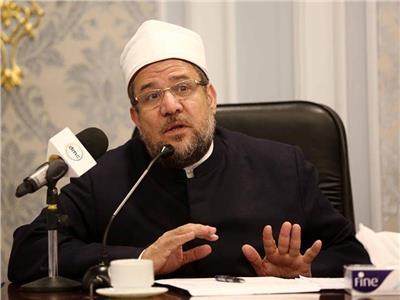 الدكتور محمد مختار جمعة وزير الاوقاف