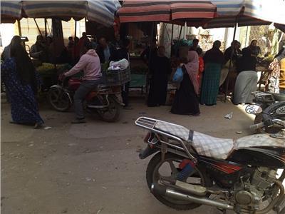 سوق طوخ اليوم