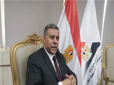 اللواء محمد عبد المقصود، رئيس غرفة الأزمات بمجلس الوزراء