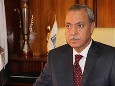 عبد الحميد الهجان محافظ القليوبية