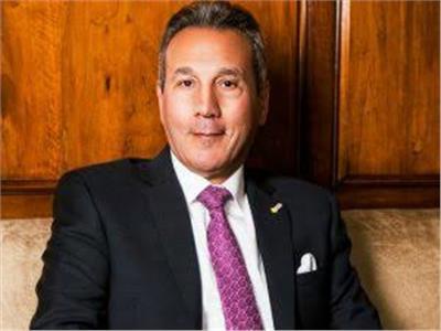 محمد الإتربى رئيس اتحاد بنوك مصر