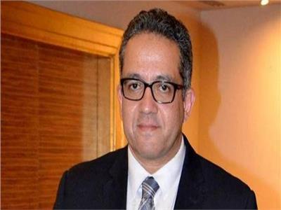 الدكتور خالد العناني وزير الآثار والسياحة
