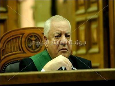 المستشار الدكتور جابر يوسف المراغي رئيس المحكمة
