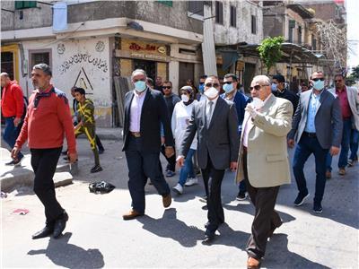 جولة لمحافظ الإسكندرية