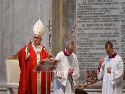 قداسة البابا فرنسيس بابا الفاتيكان