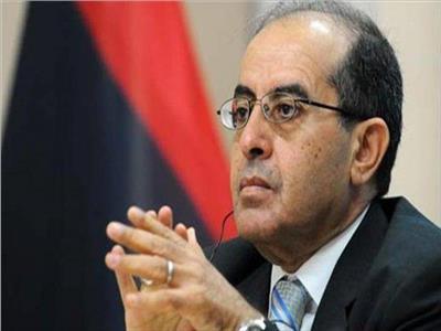 السياسي الليبي محمود جِبْرِيل