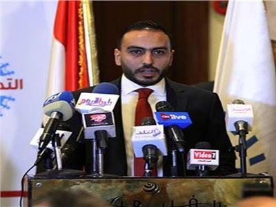 محمد تيسير مطر الأمين العام لحزب ارادة جيل