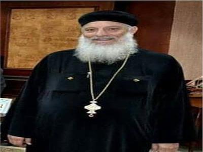 القمص برسوم القمص منقريوس كاهن كنيسة السيدة العذراء ببني مزار
