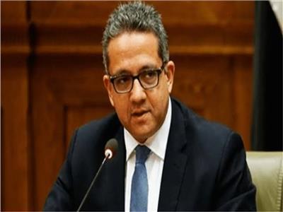 الدكتور خالد العناني، وزير السياحة والآثار،