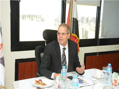 الدكتور كمال الدسوقي نائب رئيس غرفة مواد البناء