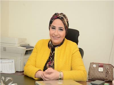 داليا السواح عضو جمعية المحللين الفنيين المصرية