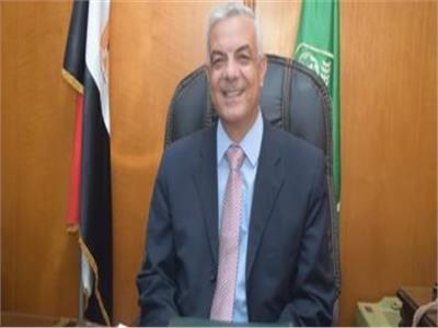 الدكتور أحمد فرج القاصد نائب رئيس جامعة المنوفية