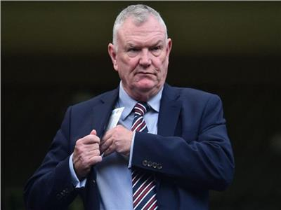 جريج كلارك رئيس الاتحاد الإنجليزي لكرة القدم