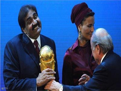الرشاوى منحت قطر تنظيم كأس العالم