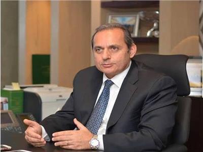 هشام عكاشه رئيس مجلس إدارة البنك الأهلي المصري