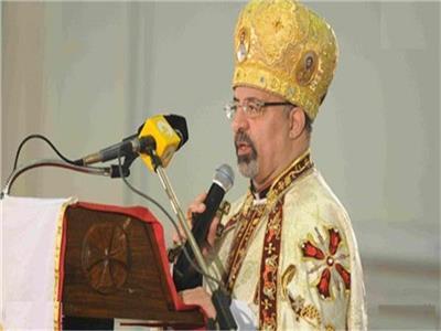 الأنبا إبراهيم إسحق بطريرك الأقباط الكاثوليك فى مصر