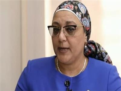 رئيس المعامل المركزية بوزارة الصحة والسكان د.نانسي الجندي