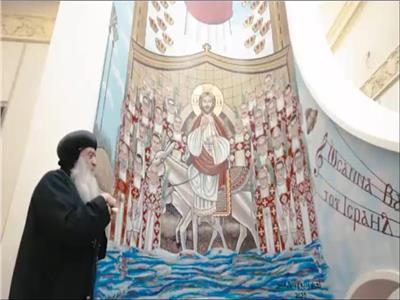 الغاء الاحتفال بذكري شهداء مارجرجس بطنطا
