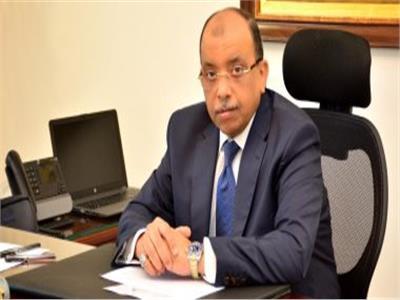 اللواء محمود شعراوي- وزير التنمية المحلية