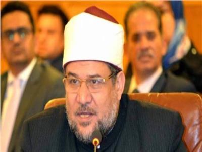 الدكتور أحمد القاضي المتحدث الرسمي باسم وزارة الأوقاف