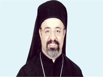 البطريرك إبراهيم إسحق