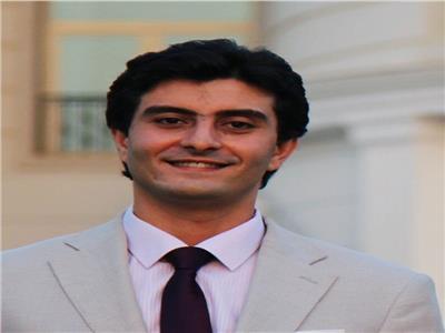 أحمد مبارك عضو تنسيقية شباب الأحزاب والسياسيين عن حزب الاتحاد