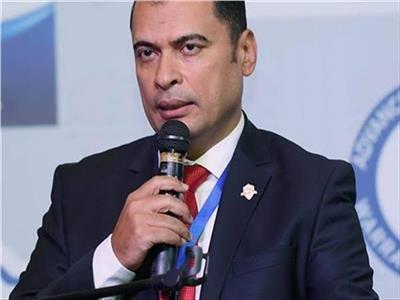 المستشار أسامة أبو المجد رئيس مجلس إدارة رابطة تجار السيارات