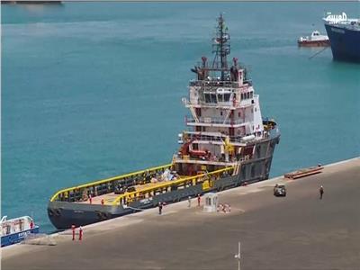 ميناء ضبا السعودي