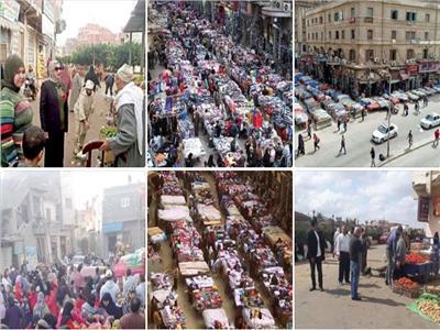 بسبب الكورونا| تجمعات الأسواق قنابل موقوتة تهدد بالانتحار الجماعي