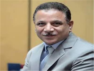 الكاتب الصحفي جمال حسين
