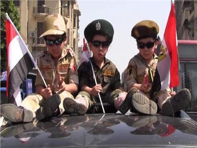 كيف يرى الأطفال الجيش المصري؟.. مفاجآت لأبناء الابتدائي والإعدادي