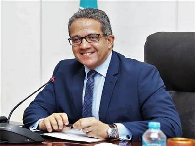 د. خالد العناني وزير السياحة و الآثار