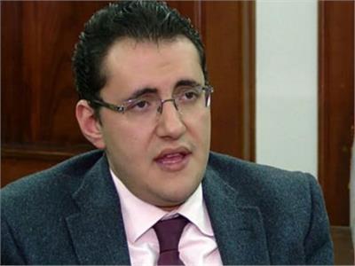 مستشار وزير الصحة والسكان لشئون الإعلام والمتحدث الرسمي للوزارة د.خالد مجاهد