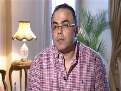 الكاتب والسيناريست عمرو سمير عاطف