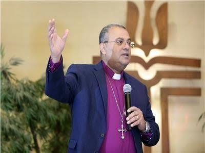 رئيس الإنجيلية الدكتور القس أندريه زكى