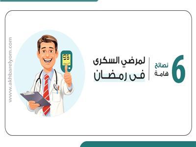 ٦ نصائح هامة لمرضى السكري في رمضان