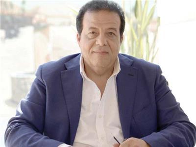 الدكتور عاطف عبد اللطيف رئيس جمعية مسافرون للسياحة والسفر
