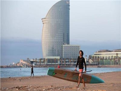 شواطئ أسبانيا