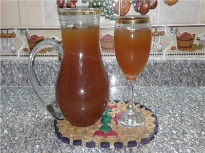 سفرة رمضان| طريقة عمل عصير الدوم