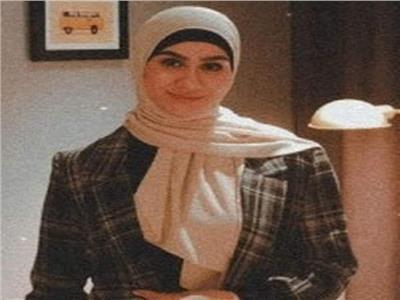 الطالبة آية هاشم
