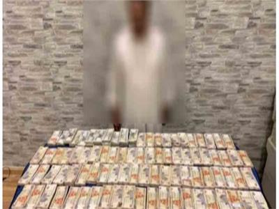 المتهم بسرقة 2.5 مليون جنيه