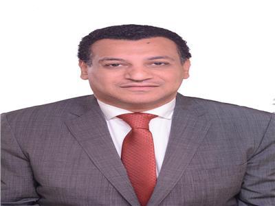 أحمد راضي مخلوف عضو مجلس ادرة الاتحاد العام للغرف التجارية