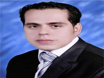 هيثم جمعة عضو مجلس إدارة نادي طهطا